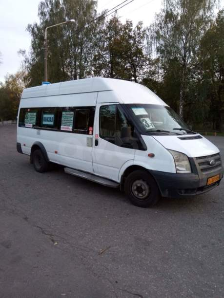 Ford Transit макси. маршрутка, 2012 г.