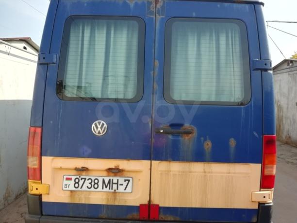 Volkswagen LT LT 28, 2001 г.