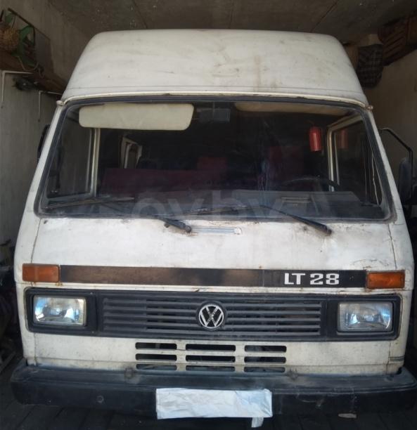 Volkswagen LT 28, 1989 г.