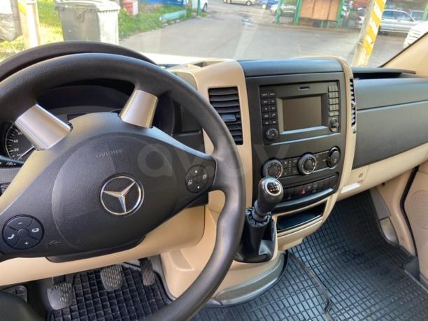 Mercedes-Benz Sprinter 316 CDI, 2017 г.