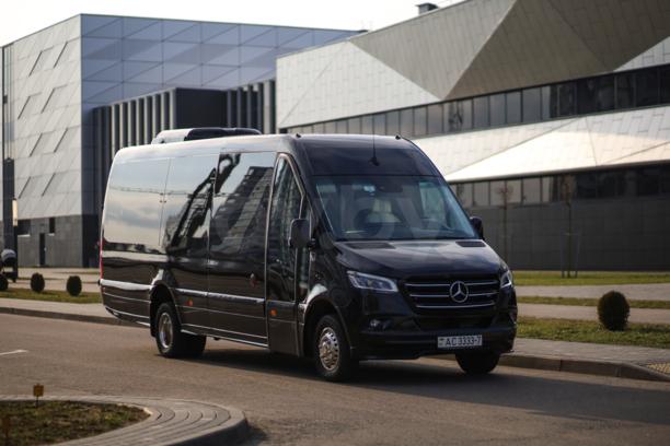 Mercedes-Benz Sprinter 519 Luxury Turist 22+1, 2019 г.