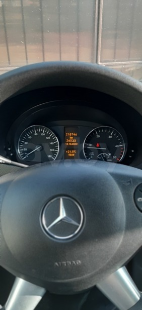 Mercedes-Benz Sprinter 316CDI, 2015 г.