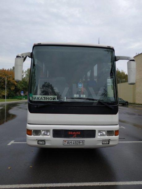 MAN A03 FRH 402, 1996 г.
