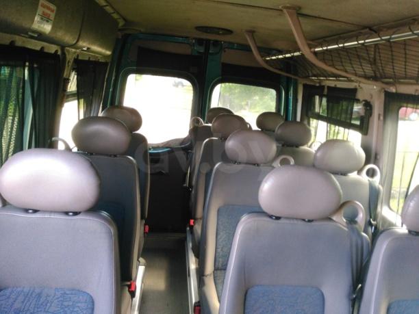Renault Master микроавтобус, 2001 г.
