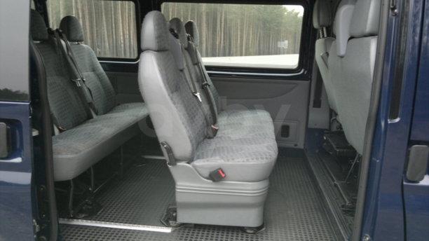 Ford Transit 2.2TDCI L3H2, 2009 г.
