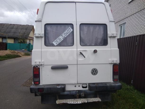 Volkswagen LT Макси, 1995 г.
