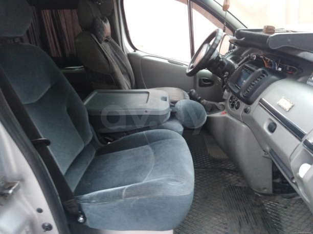 Renault Trafic 140dci, 2004 г.