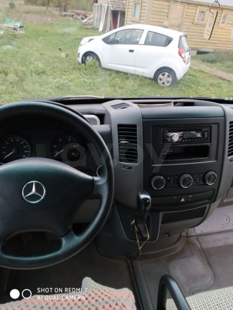 Mercedes-Benz Sprinter 316 CDI, 2009 г.