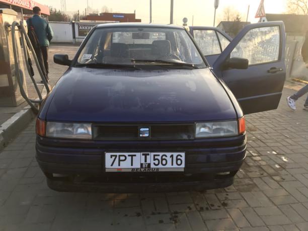 SEAT Toledo I, 1991 г.
