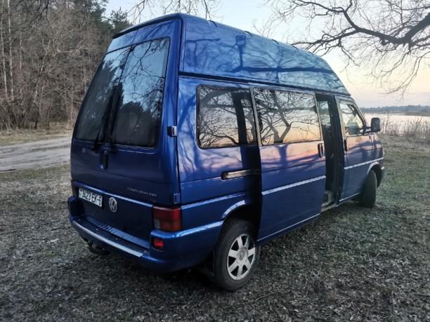 продажа фольксваген транспортер т4 в беларусь