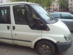 Ford Transit, 2001 г.