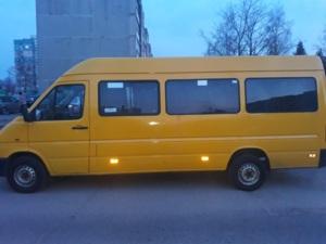 Volkswagen LT 35, 1998 г.