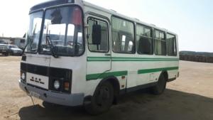 ПАЗ 3205, 2002г.