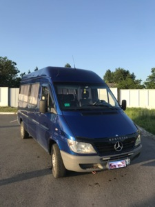 Mercedes-Benz Sprinter, 2003 г.