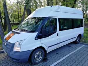 Ford Transit Tourneo, 2014 г.