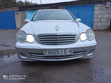 Mercedes-Benz C-Класс W203, S203, CL203, 2004г.