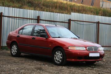Rover 400 HH-R, 1996 г.