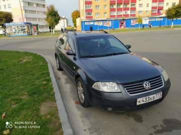 Volkswagen Passat B5, 2003 г.