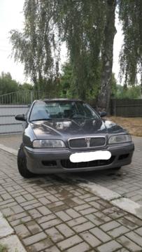 Rover 600, 1997 г.