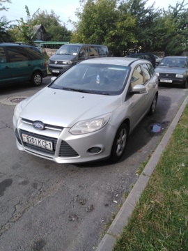 Ford Focus III, 2012 г.
