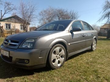 Opel Vectra C, 2003 г.
