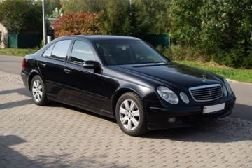 Mercedes-Benz E-Класс W211, S211, 2004 г.