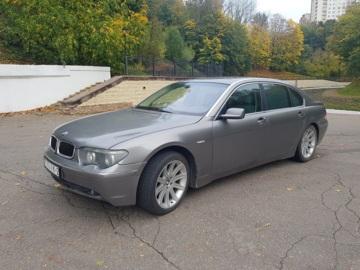 BMW 7 серия E66 (Long), 2003 г.