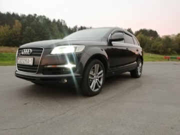 Audi Q7 4L, 2008 г.