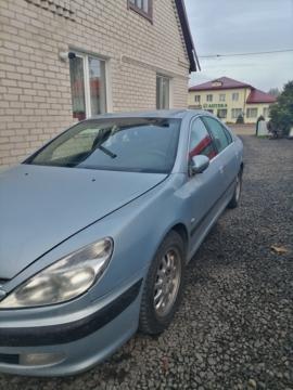 Peugeot 607 I, 2003 г.