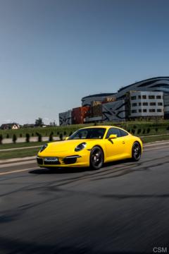 Porsche 911 991, 2013 г.
