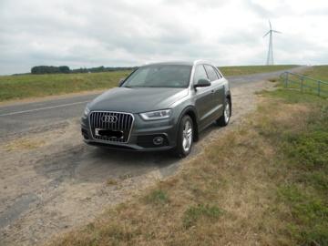Audi Q3 8U, 2013 г.