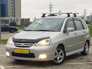 Suzuki Liana I · Рестайлинг, 2007 г.