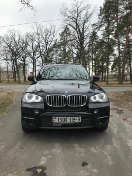 BMW X5 E70, 2010 г.