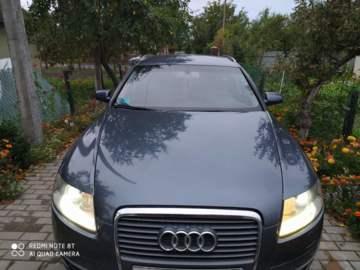 Audi A6 C6, 2005 г.