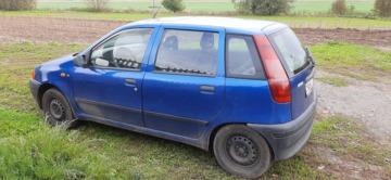 Fiat Punto I, 1999г.