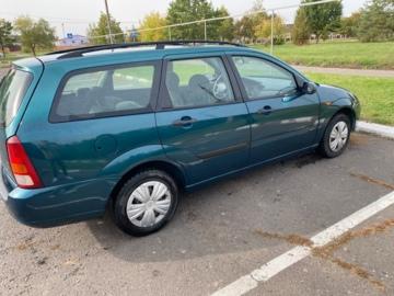 Ford Focus I, 2000 г.