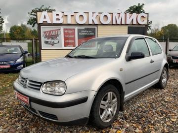 Volkswagen Golf IV, 1999г.