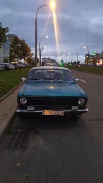 ГАЗ 24 2 серия, 1985 г.