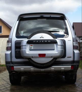 Mitsubishi Pajero IV, 7 мест, 2007 г.