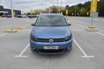 Volkswagen Touran II, 2011 г.