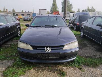Peugeot 406 I, 1997 г.