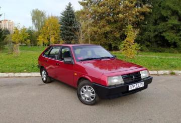 Lada (ВАЗ) 2109, 1992 г.
