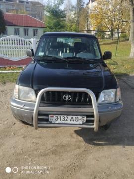 Toyota Land Cruiser Prado J90, 1998 г.