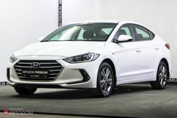 Hyundai Elantra AD, 2016 г.