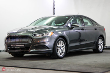 Ford Fusion USA II, 2016 г.