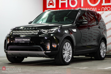Land Rover Discovery V, 2017 г.