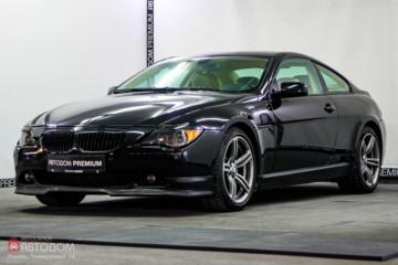 BMW 6 серия E63, E64, 2004 г.