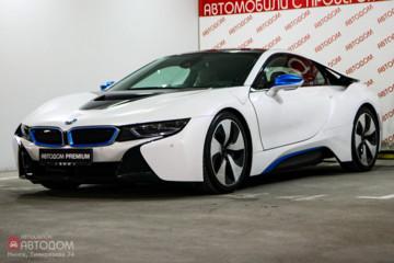 BMW i8 I, 2015 г.