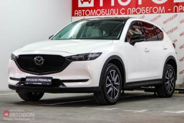 Mazda CX-5 II, 2018 г.