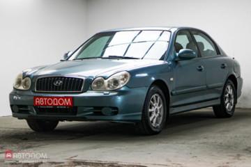 Hyundai Sonata EF New · Рестайлинг, 2004 г.